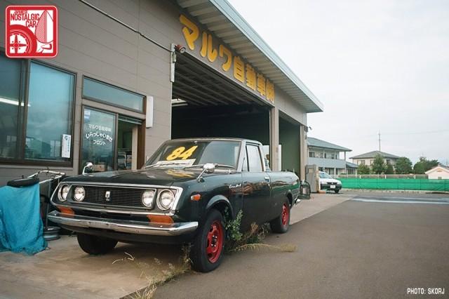 Usui_Touge15-Toyota_Corona MarkII pickup