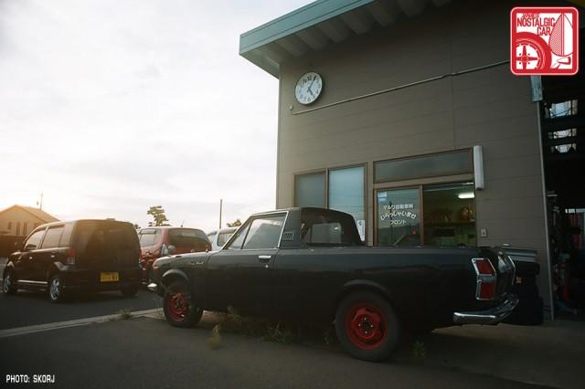 Usui_Touge16-Toyota_Corona MarkII pickup