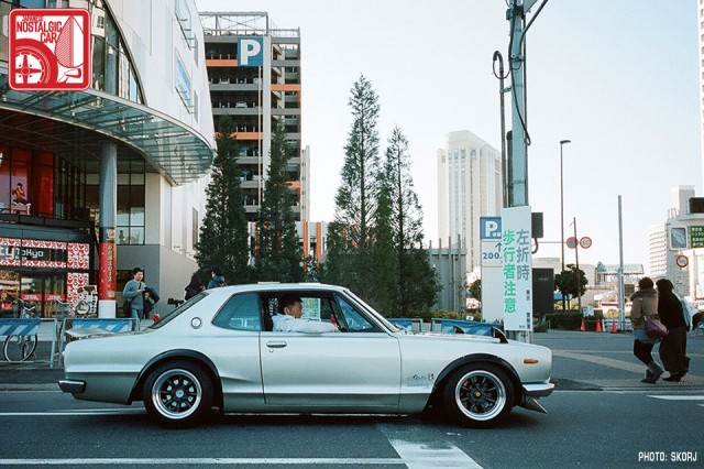 2013-New-Year-Meeting-Nissan_Skyline-hakosuka