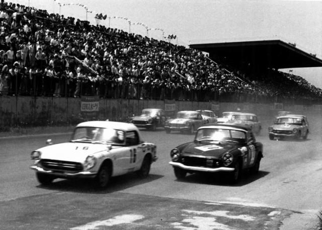 Funabashi Circuit 1965