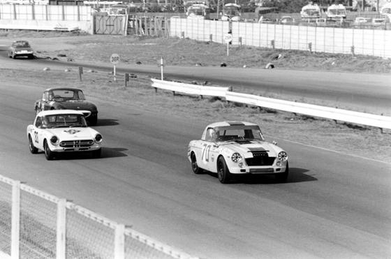 Funabashi Circuit 1966