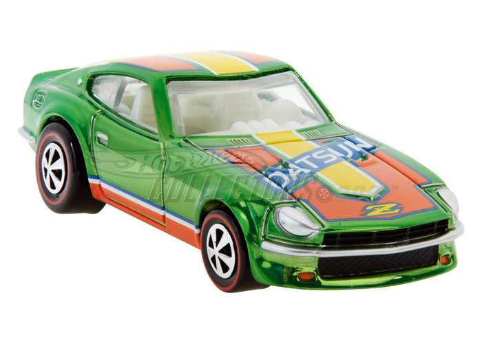 Hot Wheels Redline Club Datsun 240Z Z-Whiz 08