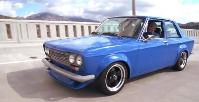 Jay Leno Datsun 510