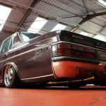 Nissan President lowrider 3