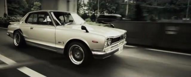 Rocky Auto Lexus V8 hakosuka Skyline XCar