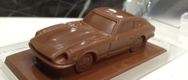 Tomica Chocolate Nissan Fairlady Z