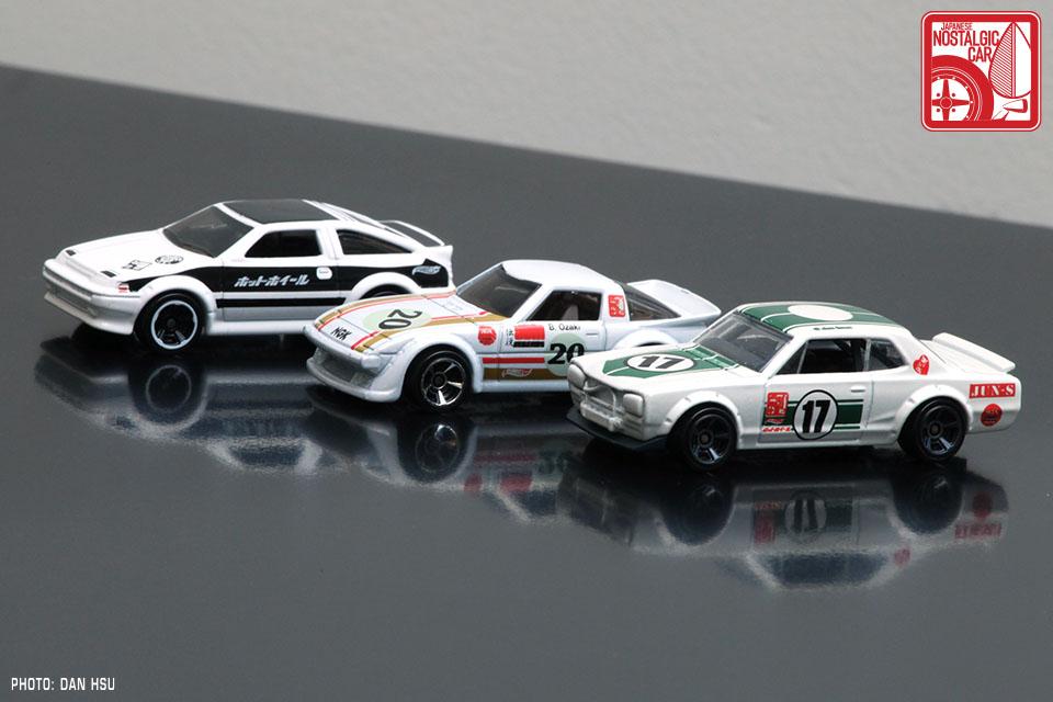 MINICARS: Hot Wheels X JNC Toyota AE86 Corolla   Japanese