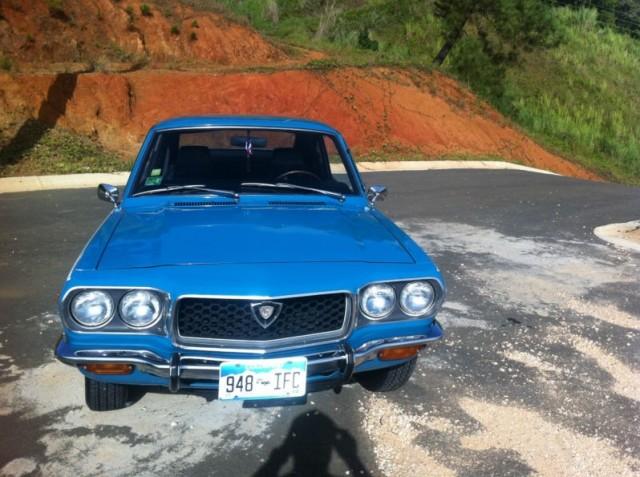 1973 Mazda RX-3 puerto rico 01