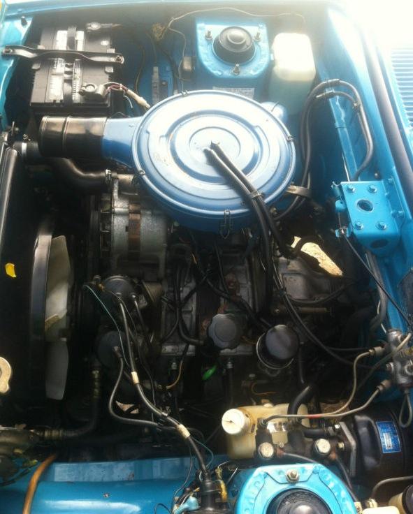 1973 Mazda RX-3 puerto rico 06