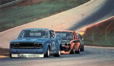 Balboa Datsun 610 Lady Blue 01