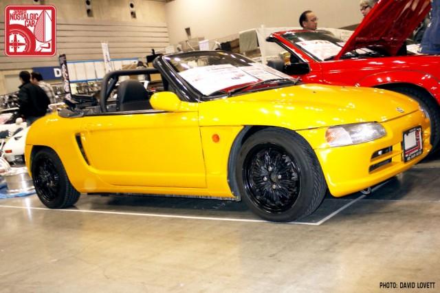 Honda Beat 1