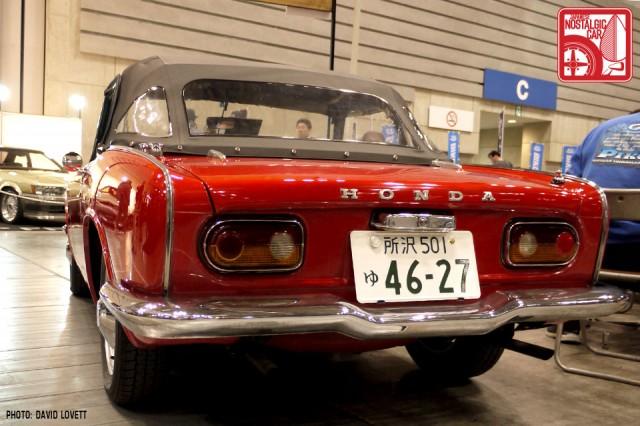 Honda S800 2