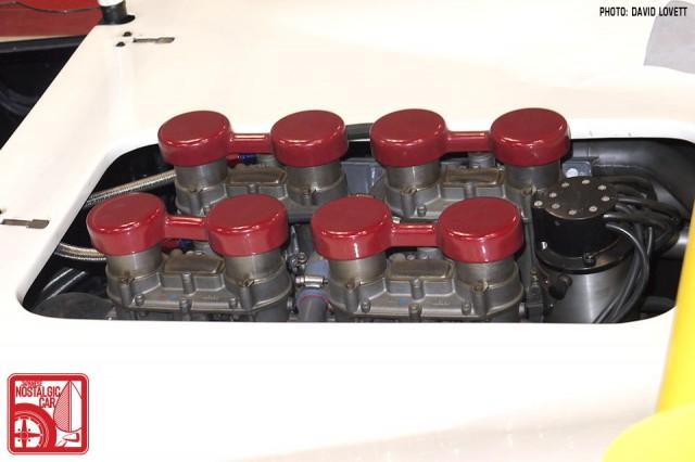Nissan R381 Engine