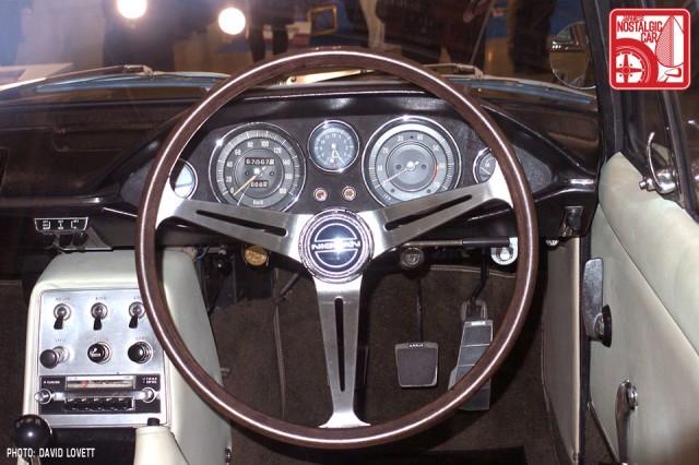 Nissan Silvia Interior