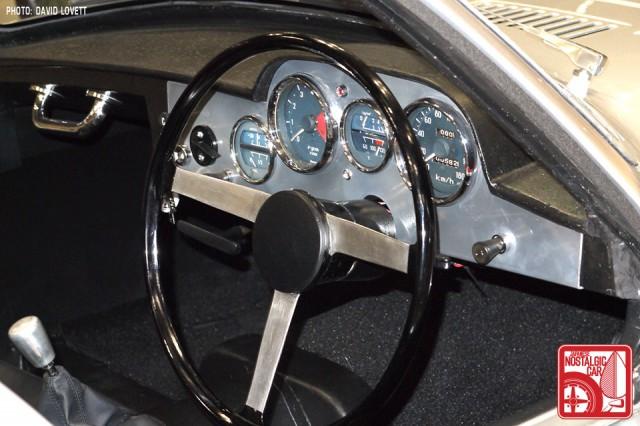 Toyota Publica Interior