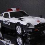 Transformers Masterpiece Prowl Datsun 280ZX police 01