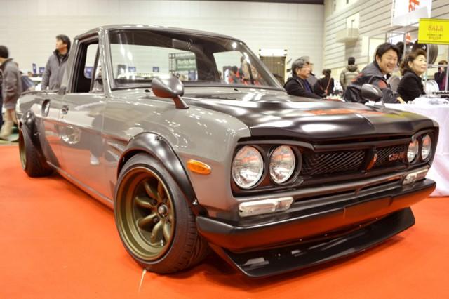 n2d049_Nissan Datsun Sunny Truck hakosuka