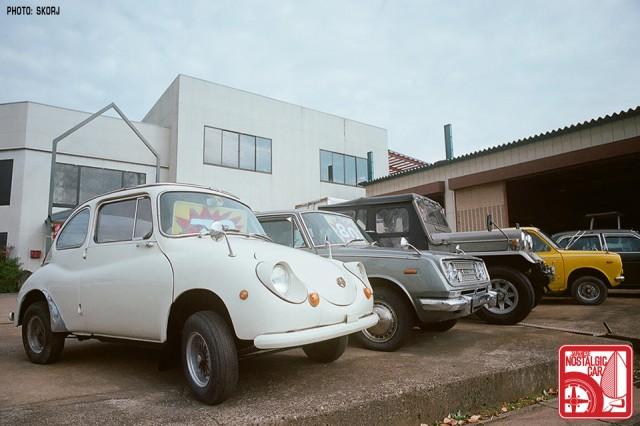 379s_Subaru R2_Honda Life_Toyota Corona T40