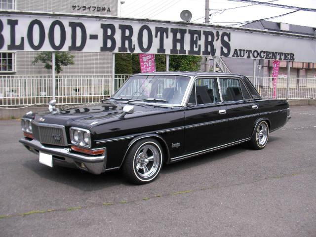 KIDNEY, ANYONE? 1965 Nissan President | Japanese Nostalgic Car