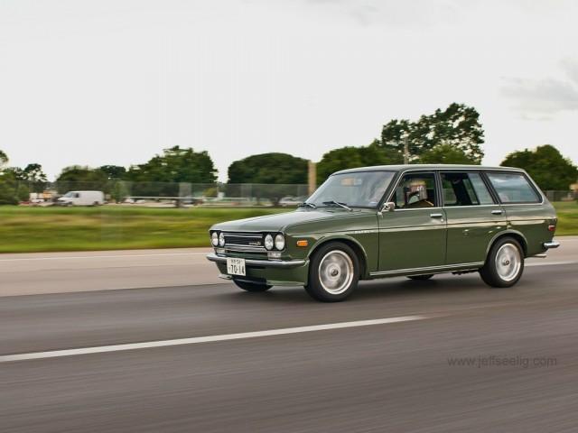 Boba Fett Datsun 510 Wagon