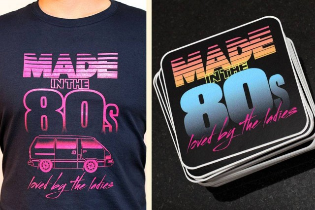 JNC Made in the 80s Loved by the Ladies