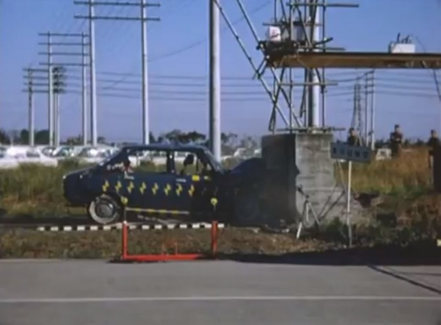 Subaru Crash Test