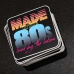 Decal – Made in the 80s