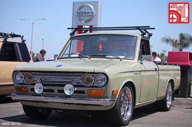 061-6488_Nissan Datsun 521 pickup