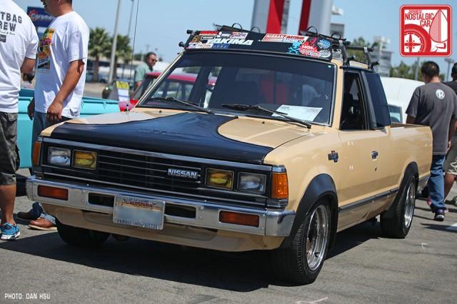 063-6490_Nissan Datsun 720 pickup