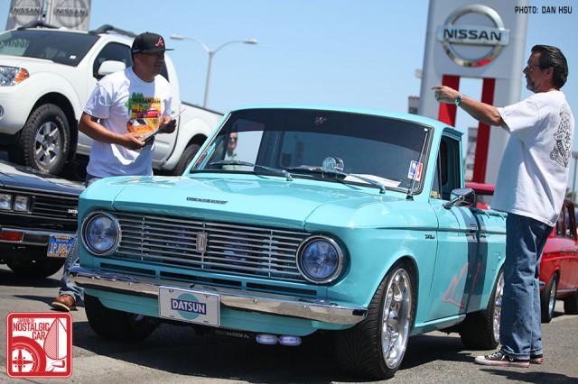 065-6493_Nissan Datsun 520 pickup