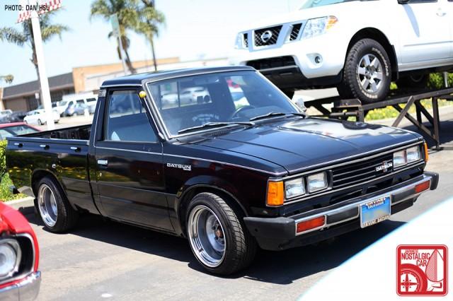 067-6502_Nissan Datsun 720 pickup