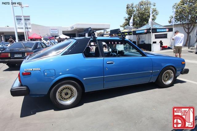 091-6738_Nissan 310 GX Pulsar