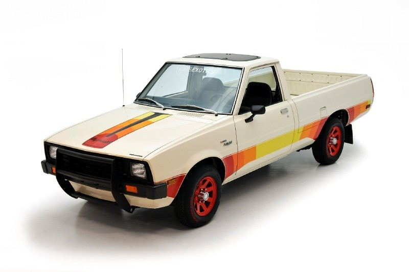 1980 Mitsubishi Plymouth Arrow Truck 01