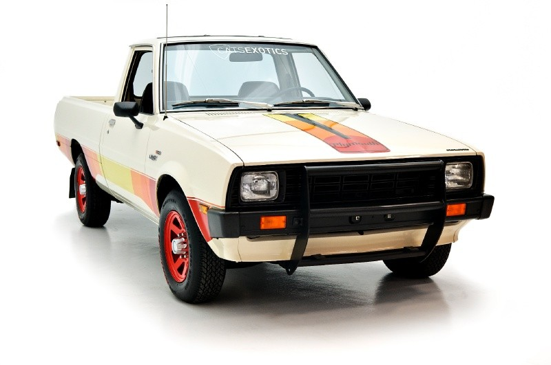 1980 Mitsubishi Plymouth Arrow Truck 04