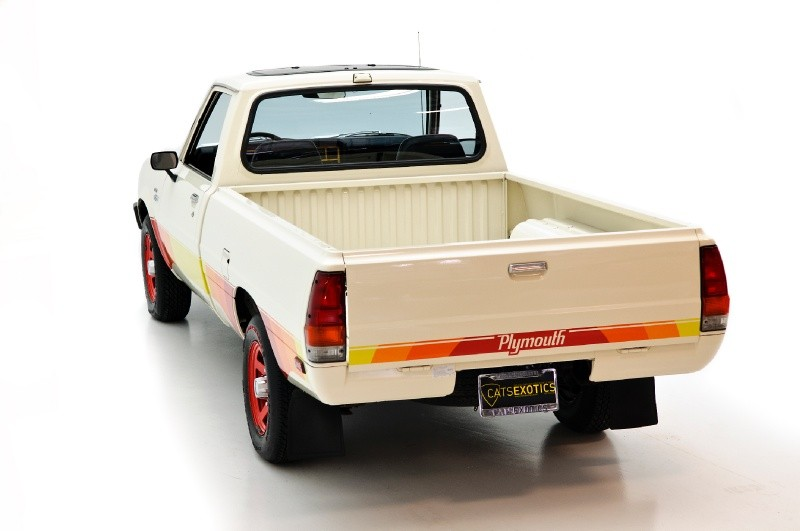 1980 Mitsubishi Plymouth Arrow Truck 05