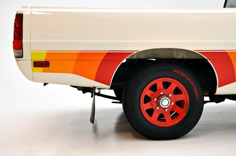 1980 Mitsubishi Plymouth Arrow Truck 13