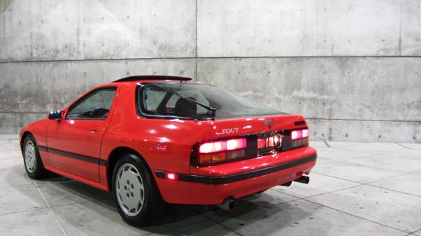 1987 Mazda RX-7 Turbo II 06