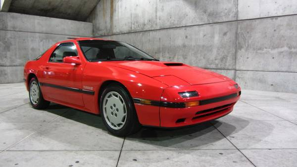 1987 Mazda RX-7 Turbo II 07