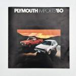 52_1980 Mitsubishi Plymouth Arrow Truck