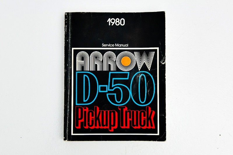 56_1980 Mitsubishi Plymouth Arrow Truck