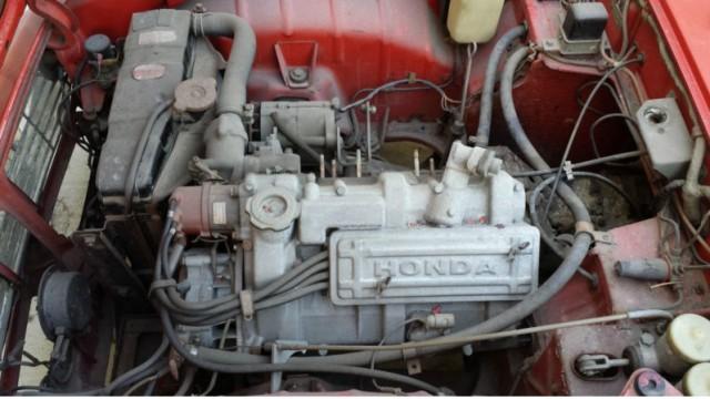 Honda S600 LHD