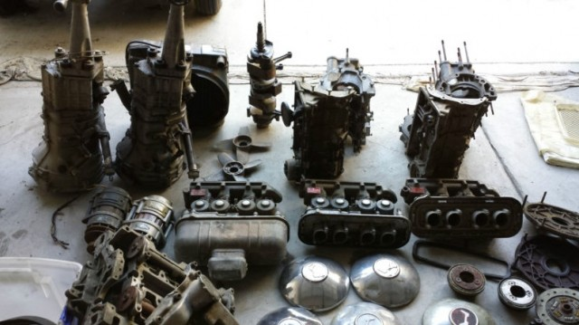 Honda S600 engines