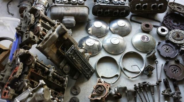 Honda S600 parts