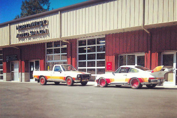 Mitsubishi Plymouth Arrow Truck Porsche 911 2