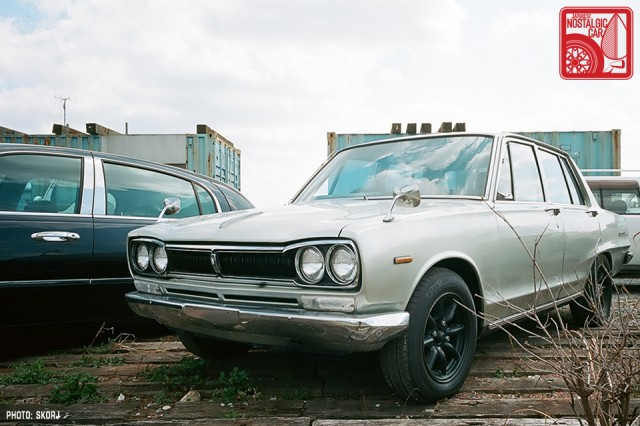 R3a-838a_Ise Peninsula_Nissan Skyline C10 Deluxe