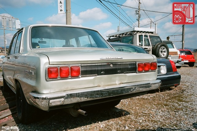 R3a-839a_Ise Peninsula_Nissan Skyline C10 Deluxe