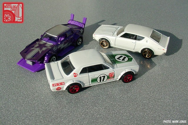 ScaleMaster Custom Hot Wheels Nissan Skyline 101