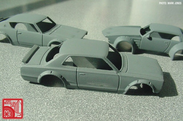 ScaleMaster Custom Hot Wheels Nissan Skyline 104
