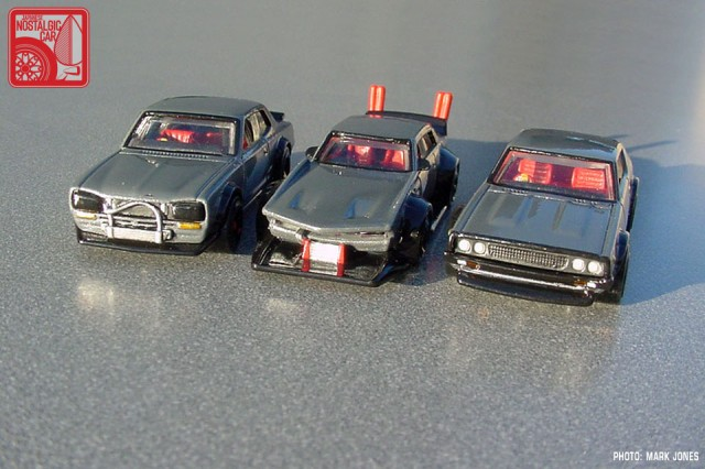 ScaleMaster Custom Hot Wheels Nissan Skyline 120