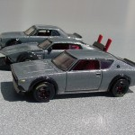 ScaleMaster Custom Hot Wheels Nissan Skyline 2062
